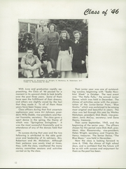 Page 16, 1946 Edition, Eugene High School - Eugenean Yearbook (Eugene, OR) online yearbook collection