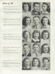 Page 17, 1946 Edition, Eugene High School - Eugenean Yearbook (Eugene, OR) online yearbook collection