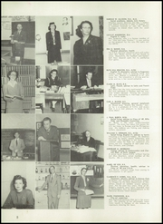 Page 12, 1948 Edition, Eugene High School - Eugenean Yearbook (Eugene, OR) online yearbook collection