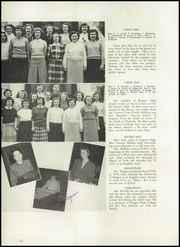 Page 16, 1948 Edition, Eugene High School - Eugenean Yearbook (Eugene, OR) online yearbook collection