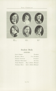 Page 15, 1926 Edition, Vernonia High School - Memolog Yearbook (Vernonia, OR) online yearbook collection