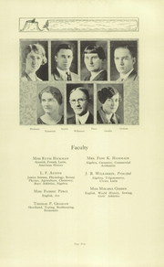 Page 13, 1927 Edition, Vernonia High School - Memolog Yearbook (Vernonia, OR) online yearbook collection