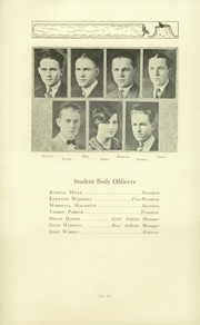 Page 14, 1927 Edition, Vernonia High School - Memolog Yearbook (Vernonia, OR) online yearbook collection