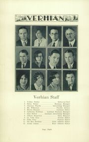Page 16, 1928 Edition, Vernonia High School - Memolog Yearbook (Vernonia, OR) online yearbook collection