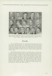 Page 13, 1937 Edition, Hood River High School - Dragon Yearbook (Hood River, OR) online yearbook collection