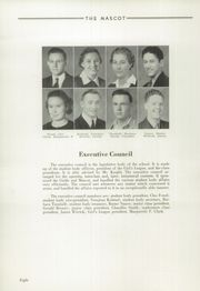 Page 14, 1937 Edition, Hood River High School - Dragon Yearbook (Hood River, OR) online yearbook collection