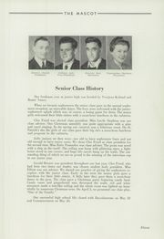 Page 17, 1937 Edition, Hood River High School - Dragon Yearbook (Hood River, OR) online yearbook collection