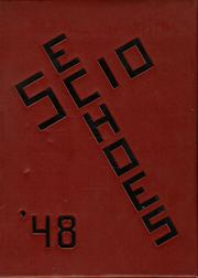 1948 Edition, Scio High School - Loggers Log Yearbook (Scio, OR)