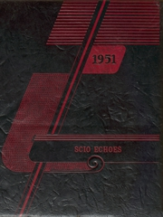 1951 Edition, Scio High School - Loggers Log Yearbook (Scio, OR)