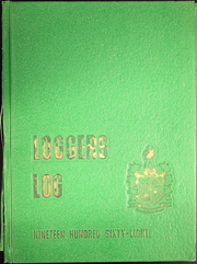 1968 Edition, Scio High School - Loggers Log Yearbook (Scio, OR)