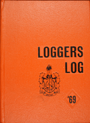 1969 Edition, Scio High School - Loggers Log Yearbook (Scio, OR)