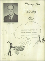 Page 11, 1951 Edition, Harrisburg High School - Eagle Yearbook (Harrisburg, OR) online yearbook collection
