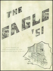 Page 5, 1951 Edition, Harrisburg High School - Eagle Yearbook (Harrisburg, OR) online yearbook collection