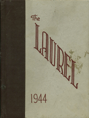 1944 Edition, Laurelwood Academy - Laurel Yearbook (Gaston, OR)