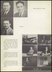 Page 16, 1950 Edition, Laurelwood Academy - Laurel Yearbook (Gaston, OR) online yearbook collection