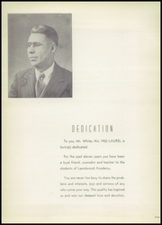 Page 9, 1950 Edition, Laurelwood Academy - Laurel Yearbook (Gaston, OR) online yearbook collection