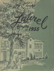 1955 Edition, Laurelwood Academy - Laurel Yearbook (Gaston, OR)