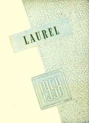 Page 1, 1958 Edition, Laurelwood Academy - Laurel Yearbook (Gaston, OR) online yearbook collection