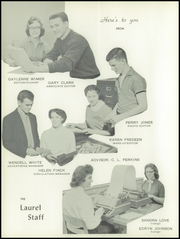 Page 16, 1958 Edition, Laurelwood Academy - Laurel Yearbook (Gaston, OR) online yearbook collection