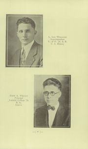 Page 13, 1930 Edition, Enterprise High School - Savage Yearbook (Enterprise, OR) online yearbook collection