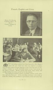 Page 15, 1930 Edition, Enterprise High School - Savage Yearbook (Enterprise, OR) online yearbook collection