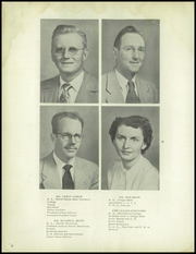 Page 12, 1953 Edition, Enterprise High School - Savage Yearbook (Enterprise, OR) online yearbook collection