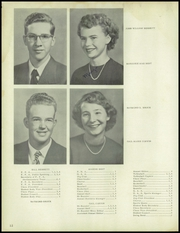 Page 16, 1953 Edition, Enterprise High School - Savage Yearbook (Enterprise, OR) online yearbook collection