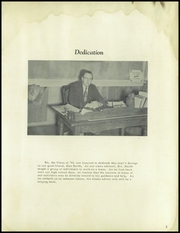 Page 7, 1953 Edition, Enterprise High School - Savage Yearbook (Enterprise, OR) online yearbook collection
