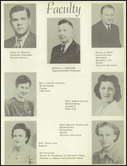 Page 11, 1951 Edition, Oakland High School - Acorn Yearbook (Oakland, OR) online yearbook collection