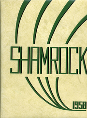 1958 Edition, Riddle High School - Shamrock Yearbook (Riddle, OR)