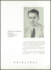 Page 13, 1949 Edition, Salem Academy - Crusader Yearbook (Salem, OR) online yearbook collection