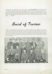 Page 10, 1952 Edition, Salem Academy - Crusader Yearbook (Salem, OR) online yearbook collection