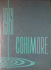 1961 Edition, Corbett High School - Cohimore Yearbook (Cohimore, OR)
