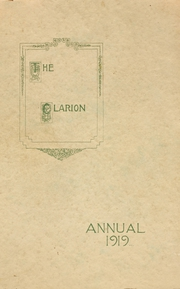 Page 1, 1919 Edition, Salem High School - Clarion Annual Yearbook (Salem, OR) online yearbook collection