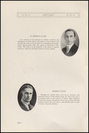 Page 8, 1922 Edition, Salem High School - Clarion Annual Yearbook (Salem, OR) online yearbook collection