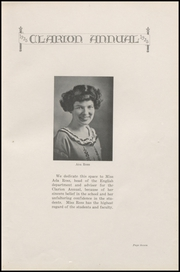 Page 13, 1925 Edition, Salem High School - Clarion Annual Yearbook (Salem, OR) online yearbook collection
