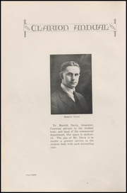 Page 14, 1925 Edition, Salem High School - Clarion Annual Yearbook (Salem, OR) online yearbook collection