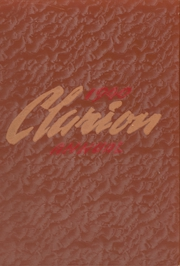 1940 Edition, Salem High School - Clarion Annual Yearbook (Salem, OR)