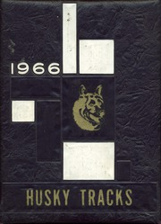 1966 Edition, Elgin High School - Husky Tracks Yearbook (Elgin, OR)