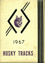 1967 Edition, Elgin High School - Husky Tracks Yearbook (Elgin, OR)