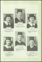 Page 15, 1951 Edition, Glendale High School - Pirate Log Yearbook (Glendale, OR) online yearbook collection