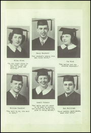 Page 17, 1951 Edition, Glendale High School - Pirate Log Yearbook (Glendale, OR) online yearbook collection