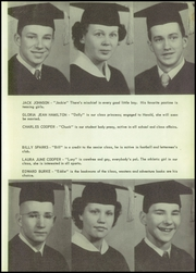 Page 17, 1953 Edition, Glendale High School - Pirate Log Yearbook (Glendale, OR) online yearbook collection