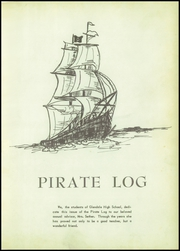 Page 5, 1953 Edition, Glendale High School - Pirate Log Yearbook (Glendale, OR) online yearbook collection