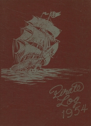 1954 Edition, Glendale High School - Pirate Log Yearbook (Glendale, OR)
