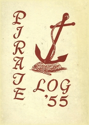 Page 1, 1955 Edition, Glendale High School - Pirate Log Yearbook (Glendale, OR) online yearbook collection
