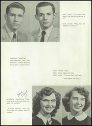 Page 12, 1955 Edition, Glendale High School - Pirate Log Yearbook (Glendale, OR) online yearbook collection