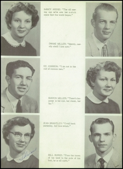 Page 13, 1955 Edition, Glendale High School - Pirate Log Yearbook (Glendale, OR) online yearbook collection