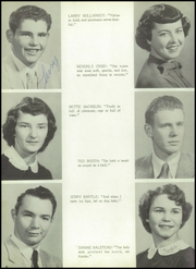 Page 14, 1955 Edition, Glendale High School - Pirate Log Yearbook (Glendale, OR) online yearbook collection