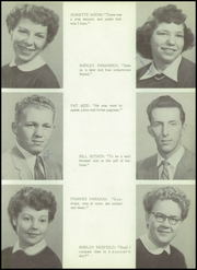 Page 15, 1955 Edition, Glendale High School - Pirate Log Yearbook (Glendale, OR) online yearbook collection